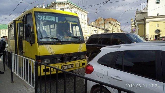 У Львові відновили курсування автобусів на маршруті №26