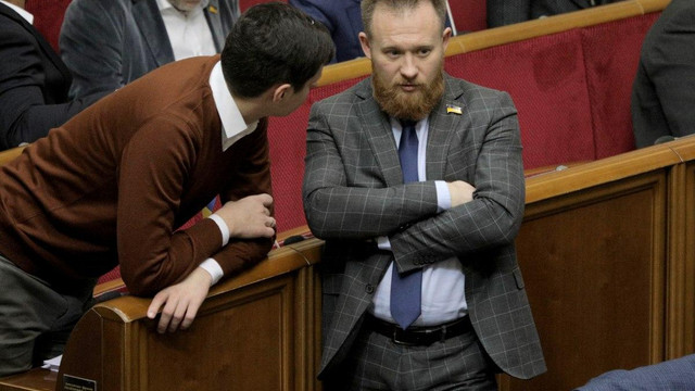 Нардеп від Львівщини підтримав ідею відновлення подачі води в Крим