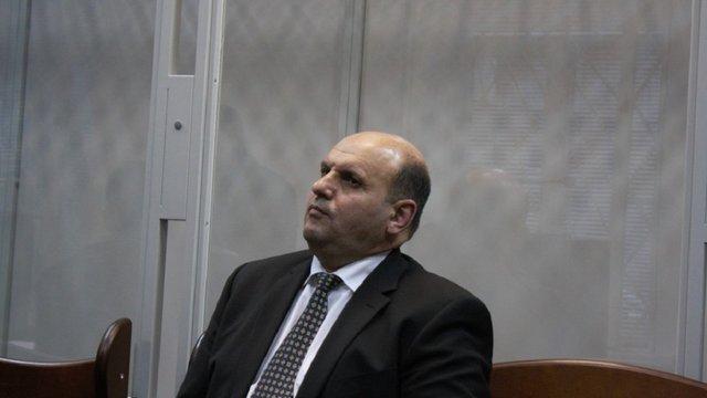 Суд відпустив голову Чернівецької облради під заставу в 10 млн грн