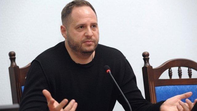 Єрмак відреагував на розслідування «Схем» про Зеленського і Патрушева