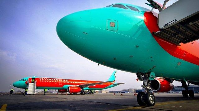 Windrose запускає зі Львова авіарейси у Київ, Болгарію та Грецію
