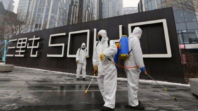 Понад 67 тис. людей інфіковані китайським коронавірусом, більше як 1,5 тис. померли