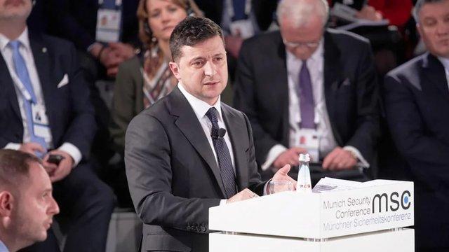Зеленський погодився на спільний контроль кордону з представниками терористів та ОБСЄ
