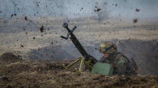 Бойовики атакували позиції українських військових на Луганщині, є загиблі