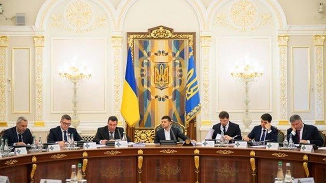 РНБО затвердила оборонне замовлення на 2020-2022 роки