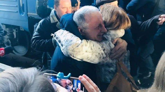 Кримський політв'язень і журналіст Микола Семена прибув до Києва