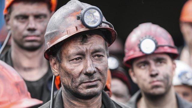 Уряд пообіцяв знайти українським гірникам нову роботу після закриття шахт