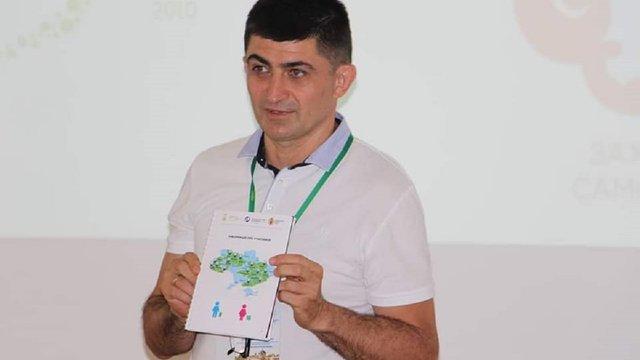 Львів'янин Віталій Загайний став першим заступником голови Чернігівської ОДА