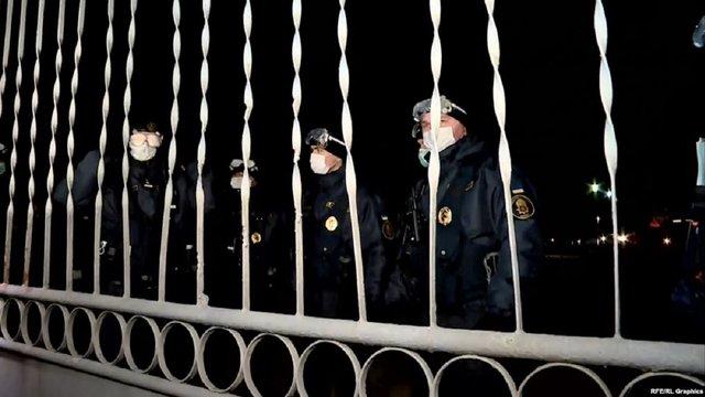 Евакуйованих з Китаю українців доправили в медичний центр НГУ в Нових Санжарах