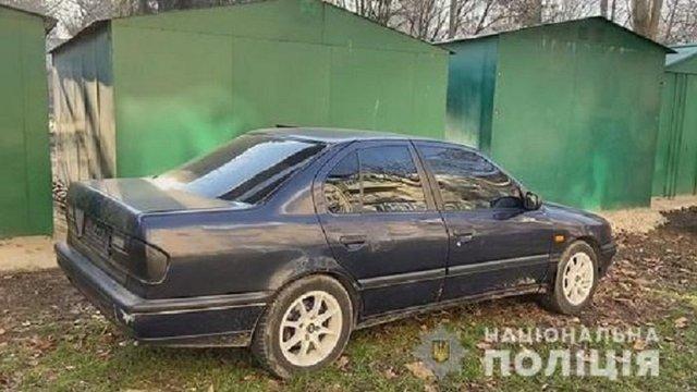 12-річний хлопчик в Одесі викрав машину і заснув у ній