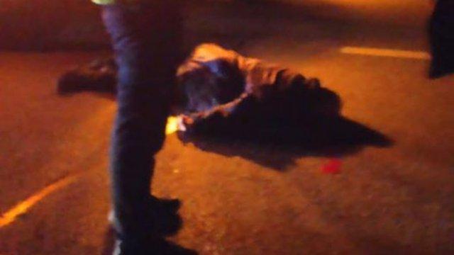 На трасі неподалік Львова внаслідок наїзду фури загинув пішохід