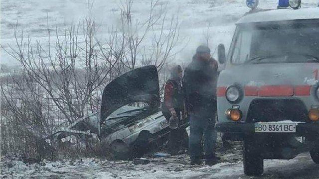 Керівник Лановецької прокуратури Тернопільської області загинув у ДТП