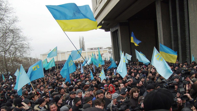 В Україні запровадили День кримського опору російській окупації
