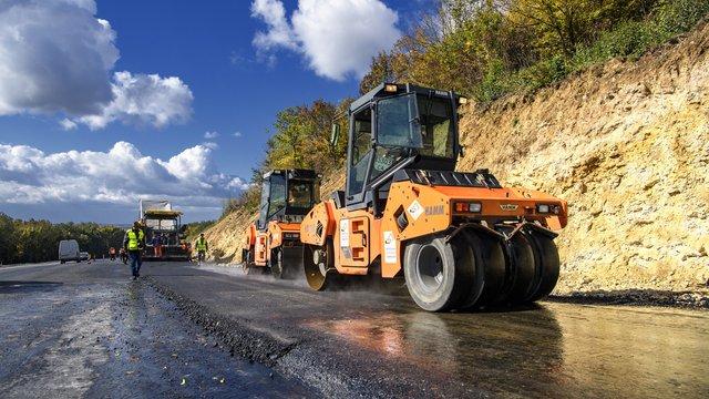 «Укравтодор» створив інтерактивну карту ремонтів та ДТП на дорогах
