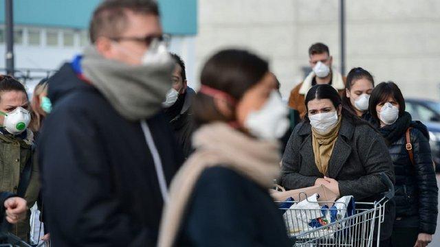 РНБО поширила неправдиву інформацію про ризик захворювання на коронавірус