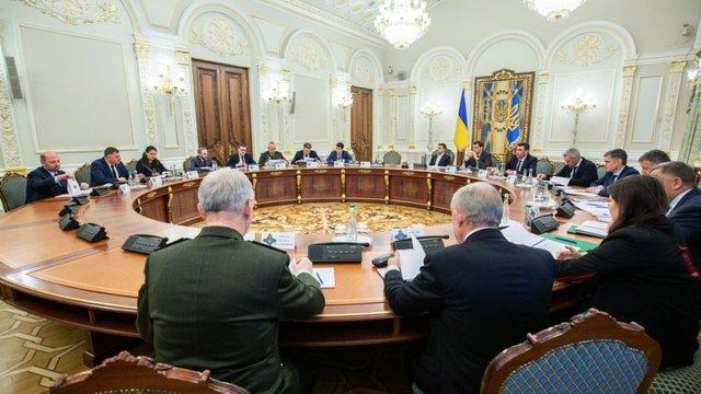Зеленський ввів у дію рішення РНБО про оборонне замовлення на три роки