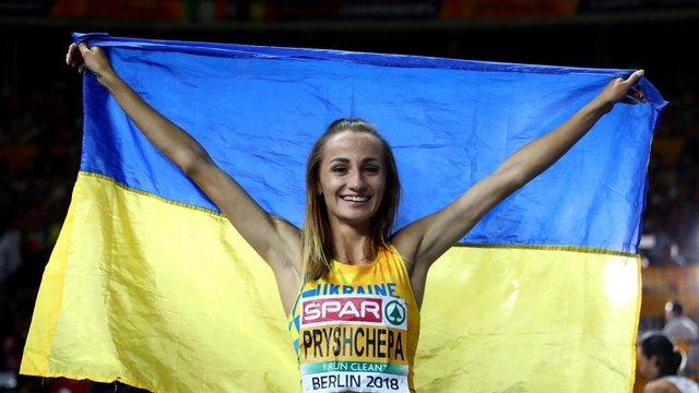 Українську легкоатлетку відсторонили від змагань через допінг
