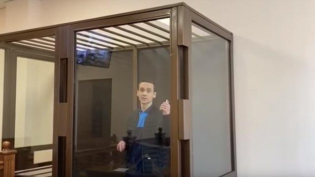 В Одесі підозрюваний у вбивстві захопив залу суду з гранатою