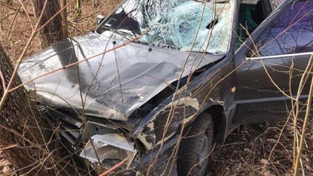 30-річна водійка на смерть збила велосипедиста біля Радехова