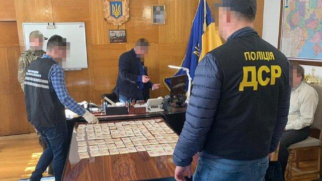 На хабарі затримали керівника одної з найбільших шахт Львівщини