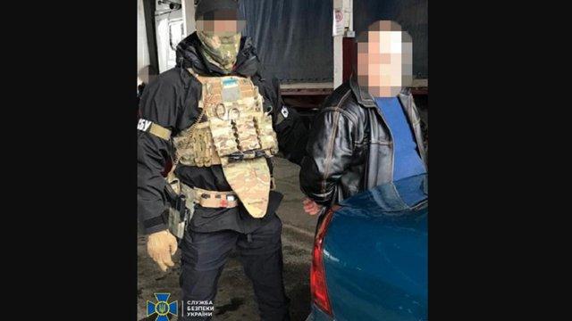 СБУ затримала завербованого Росією екс-військового з Волині