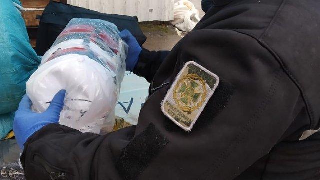 Луцькі прикордонники затримали контрабанду на майже мільйон гривень