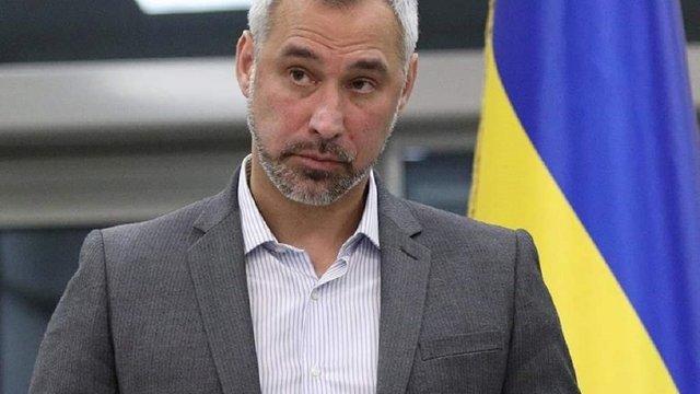 Верховна Рада відправила у відставку генпрокурора Руслана Рябошапку