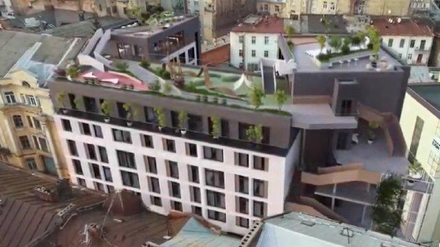 У Львові відбулося громадське обговорення плану забудови на вул. Вороного
