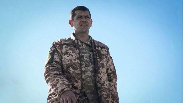 Стало відоме ім'я військового ООС, який загинув унаслідок підриву БМП на Донбасі