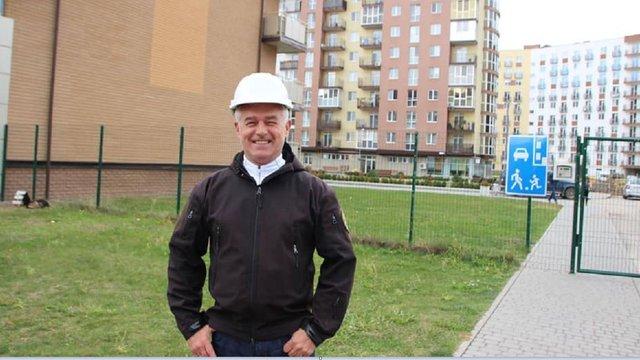 У Житомирі знайшли убитим ветерана АТО та волонтера Олега Котенка