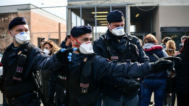Італія першою у світі ввела карантин по всій країні через коронавірус
