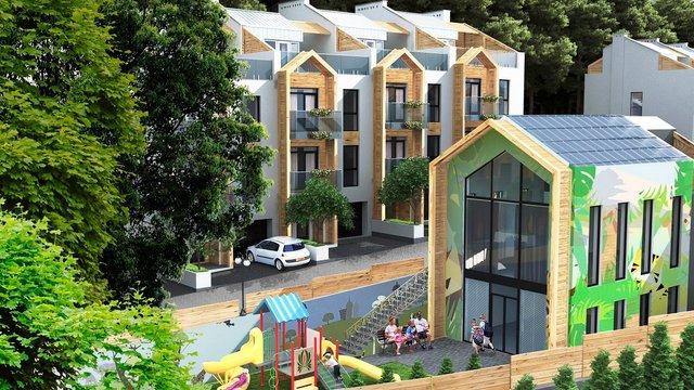 Місто за містом: «Королева гора» – котеджне містечко з розвинутою власною інфраструктурою