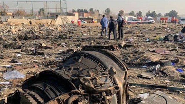 Іран погодився передати Україні «чорні скриньки» збитого літака МАУ, – МЗС