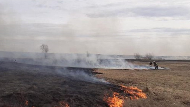 На Сокальщині пенсіонерка загинула у пожежі під час спалення сухої трави