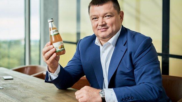 Компанія T.B. Fruit бізнесмена Тараса Барщовського виплатила 172 млн грн податків