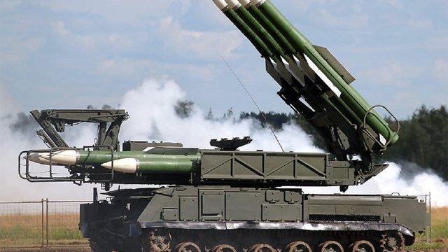 Росія планувала відправити на Донбас третій «Бук», – Bellingcat