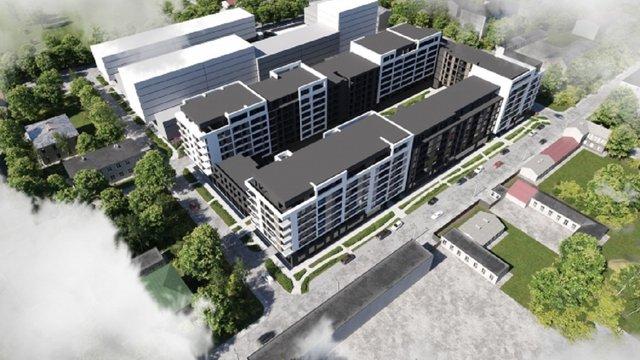 Компанія Avalon будуватиме житло на території колишньої лижної фабрики