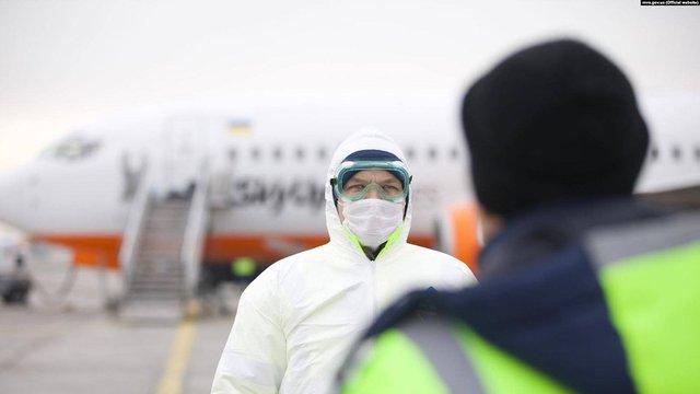 Уряд вирішив евакуювати українців з Італії