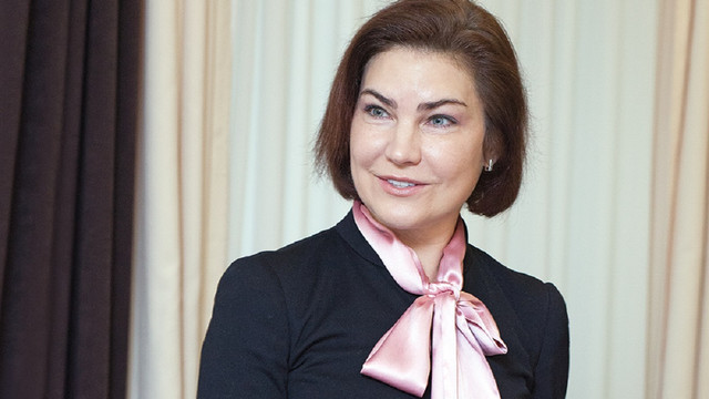 Генеральним прокурором України призначили Ірину Венедіктову
