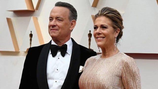 Актора Тома Генкса та його дружину виписали з лікарні
