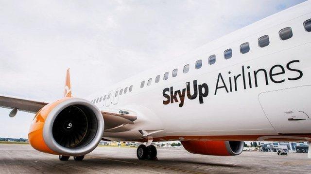 SkyUp здійснить низку чартерних рейсів для евакуації українців