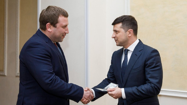 Зеленський призначив Володимира Труша головою Тернопільської ОДА