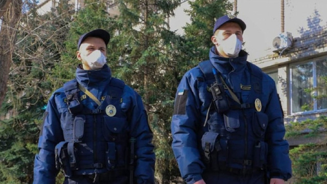 До боротьби з коронавірусом в Україні залучили Національну гвардію
