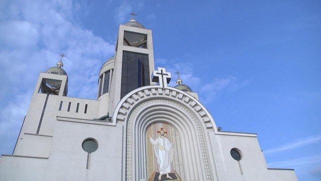 Літургію з Патріаршого собору УГКЦ у Києві можна буде подивитись онлайн