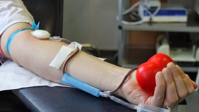 Львівському обласному центру служби крові терміново потрібні донори