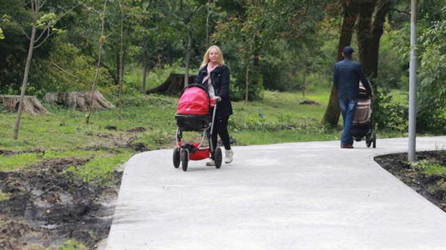 У Львові затвердили правила перебування у парках та на дитячих майданчиках