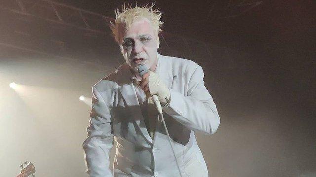 Лідера гурту Rammstein Тілля Ліндеманна госпіталізували з підозрою на коронавірус