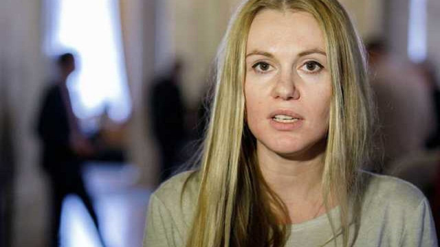 Народна депутатка Анна Скороход заявила, що у неї виявили коронавірус