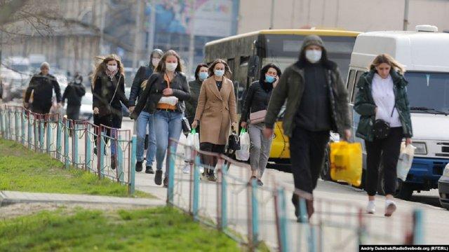 США виділять Україні 1,2 млн доларів на боротьбу з коронавірусом