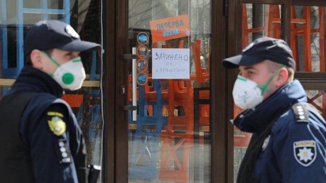 У Львові оштрафували уже 38 порушників карантину